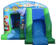 Bouncy Castles For Hire - Cheltenham,  Tewkesbury,  Gloucester