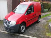 2006 VOLKSWAGEN VW CADDY MK3 TDI - 2006 - EURO 4 - FSH - REAR SEAT
