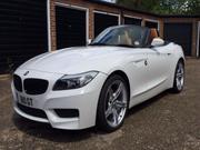 2010 Bmw Z4 2010 BMW Z4 SDRIVE23I M SPORT 14800 MILES WHITE