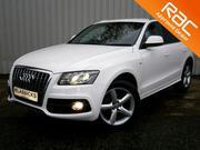2009 Audi 09/59 AUDI Q5 2.0 TDI QUATTRO S LINE ***RAC APPROV