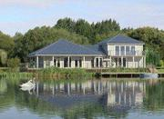 Spend some memorable time at Fishing lodges UK
