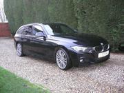 2013 Bmw 320 2013 BMW 320D M SPORT TOURING AUTO BLACK