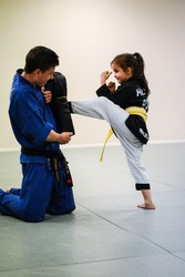 learn martial arts for get fitness